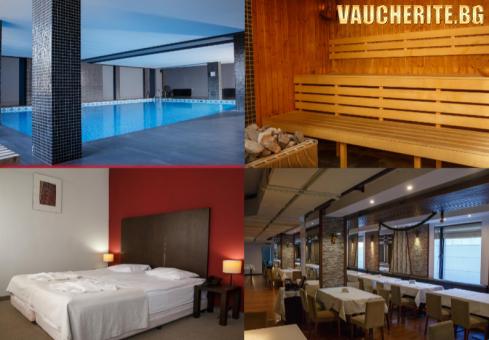 Закуска или All Inclusive Light + вътрешен басейн, СПА център и детски кът от хотел Ривърсайд, Банско