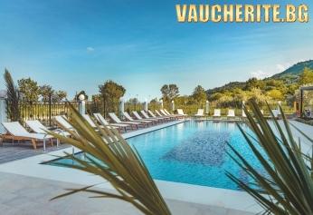 All Inclusive + басейн, чадър и шезлонг на плажа, фитнес и паркинг от хотел Съни Касъл, Кранево, до Албена