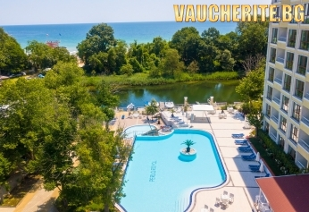 Закуска или All Inclusive + басейн от хотел Перла Роял, Приморско