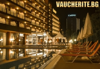 Закуска, закуска и вечеря или All Inclusive от хотел Гладиола Стар, на 100м. от плажа в Златни пясъци