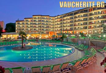Закуска или All Inclusive + басейн от Мадара Парк Хотел, Златни пясъци