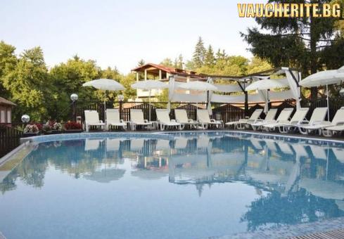 Закуска + минерални басейни, сауна, парна баня и джакузи от хотел Клептуза, Велинград