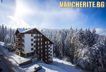 Нова Година в Пампорово! 3 нощувки със закуски или закуски и вечери + паркинг, гардероб за собствено ски оборудване и интернет от хотел Съни Хилс