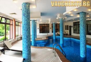 Закуски или закуски и вечери + басейн, сауна, парна баня и шатъл до кабинковия лифт от хотел Орбилукс, Банско