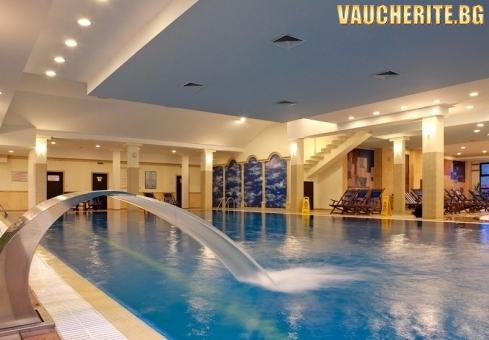 2 или 3 нощувки със закуски или закуски и вечери + минерални басейни и СПА център от Гранд хотел Велинград