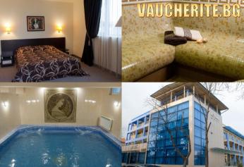 Нова Година в Хисаря! 3 нощувки със закуски, вечери и Празнична вечеря + минерален басейн, сауна и парна баня от хотел Астрея