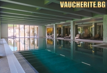Закуска + басейни и СПА център от хотел Орбита, Благоевград