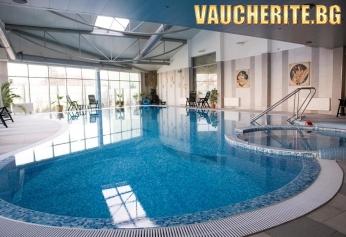 Закуска или закуска и вечеря + вътрешен басейн и СПА център от хотел Дипломат Плаза, Луковит