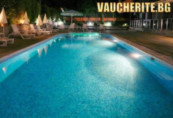 5 нощувки със закуски и вечери + басейн, интернет и паркинг от хотел Сийстар, Приморско