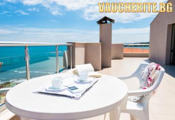 Закуска от хотел Амон Ра, Созопол на 50м от плажа