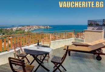 Закуска + интернет от хотел Калитея, Созопол на 300м от плажа