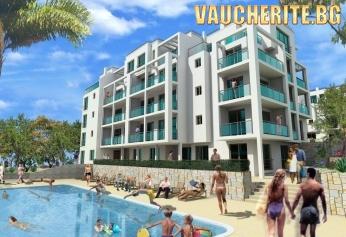 Нощувка + басейн, паркинг и интернет от хотел Сий Лайф, на 5 мин. от плажа в Синеморец