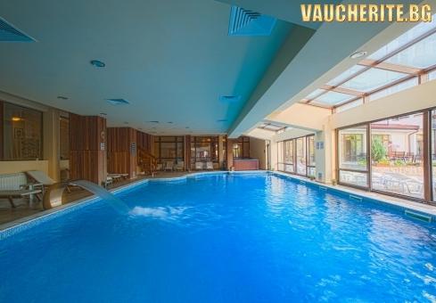 All Inclusive Light + закрит минерален басейн и СПА център от хотел Свети Георги, Банско