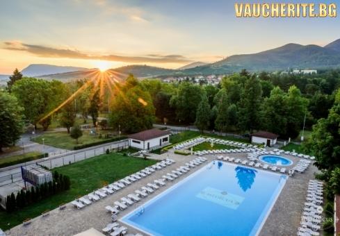 Уикенд във Вършец! 2 нощувки със закуски + минерални басейни, сауна и парна баня от СПА Хотел Медикус