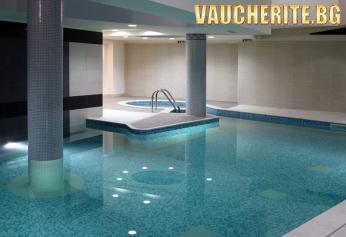 Закуска или закуска и вечеря + минерален басейн и СПА пакет от хотел Аква Вива СПА, Велинград
